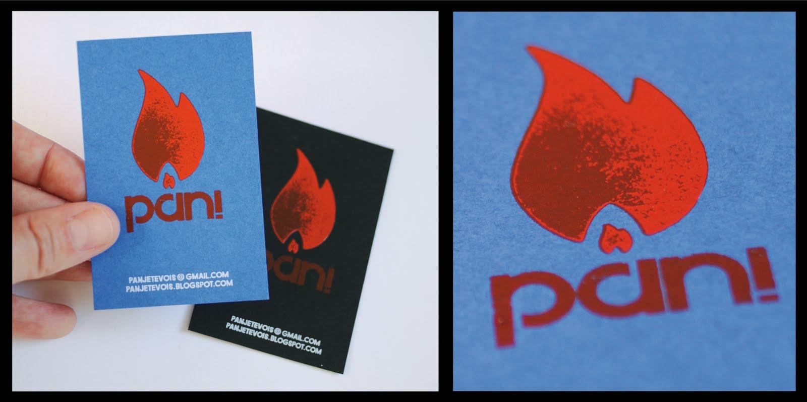 PAN Cartes De Visites Septembre 2011