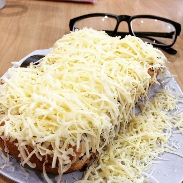 Roti Bakar Eddy Kuliner Jakarta