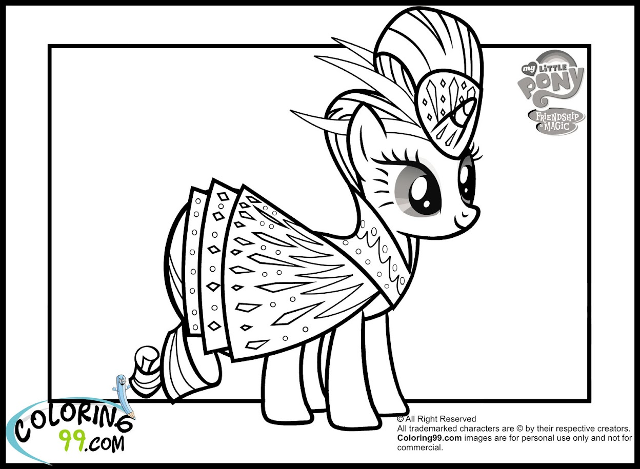 my little pony baby rarity coloring pages my downlload coloring