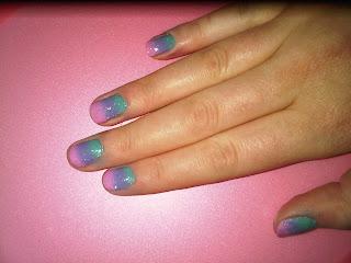 graient nails