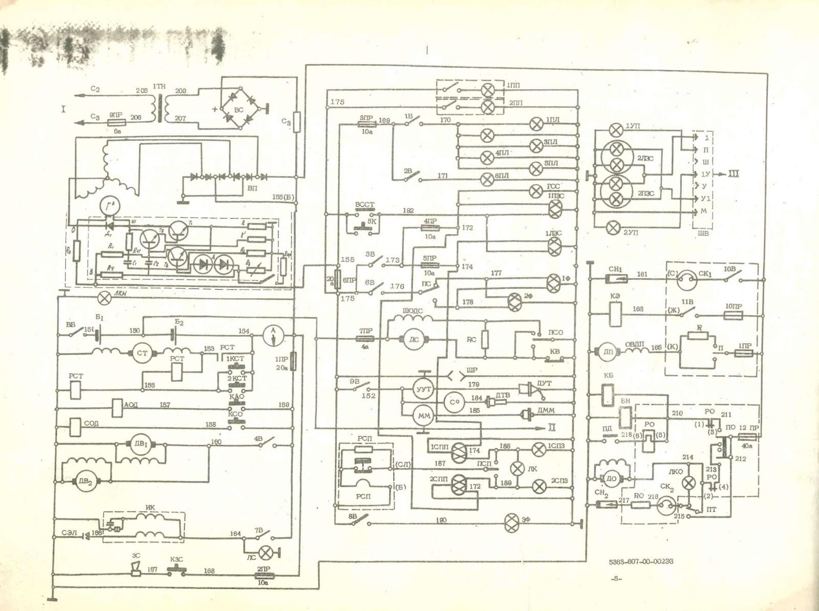 Схема рдк 192