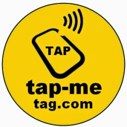 Buy Tap-Me Tags 25 mm