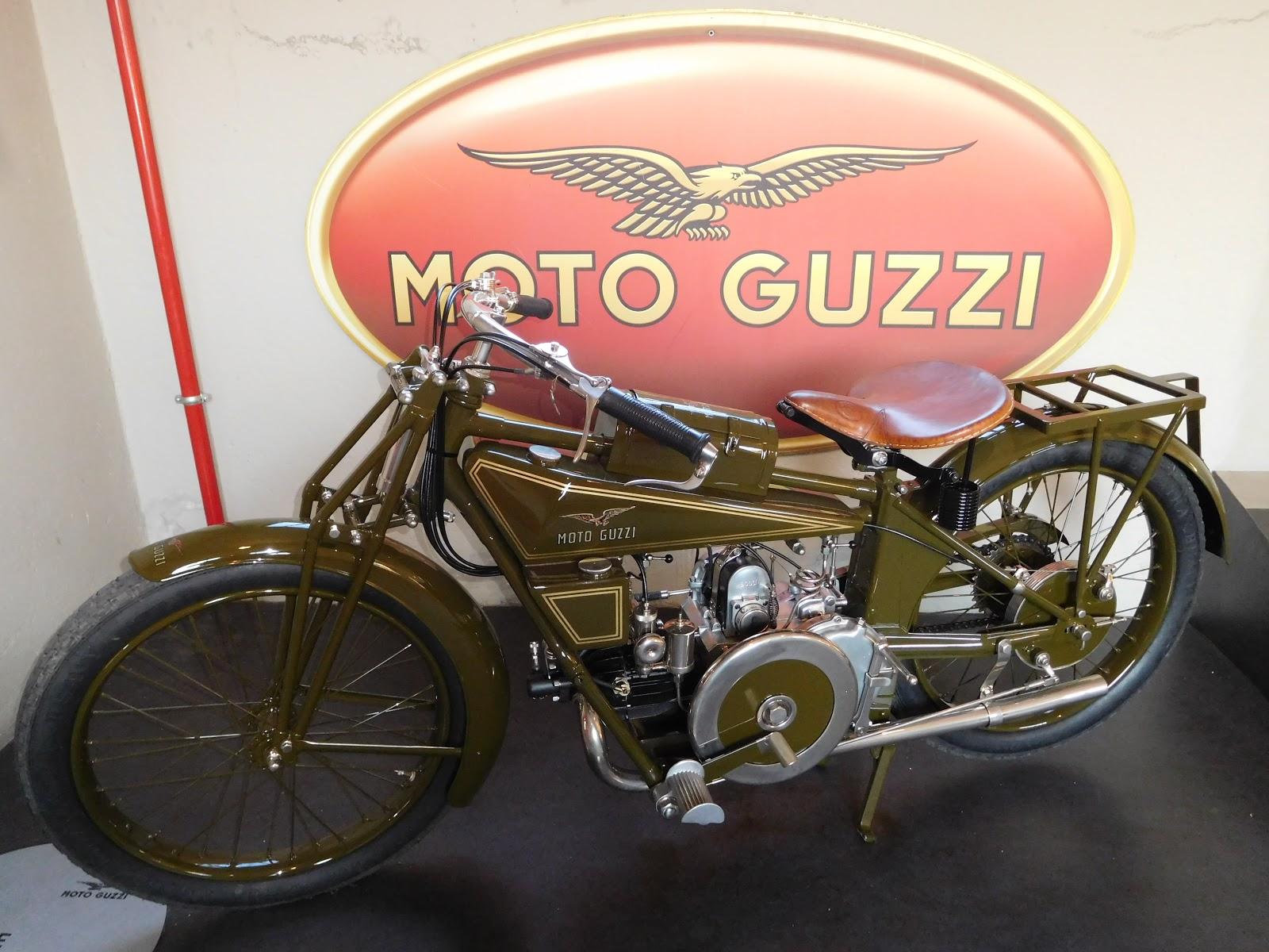 NYDucati: 1921-24 Moto Guzzi Normale