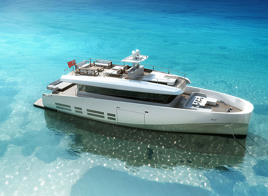 Wally Ace Motor Yacht – Choose your Colorway 4