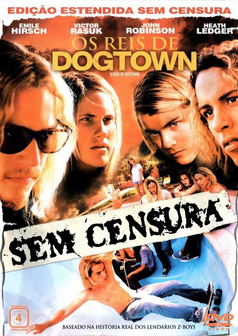 Os Reis de Dogtown – Dublado