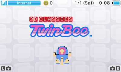 3D Classics Twin Bee