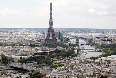 Les 10 villes françaises préférées des touristes