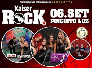 Festa Kaiser Rock 2 em Luz-MG