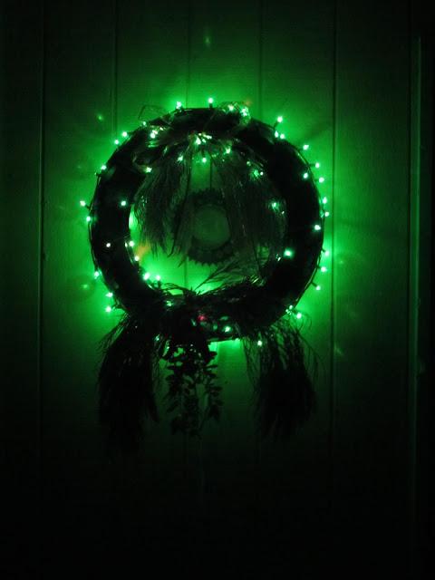 Brads Winter Solstice Wreath