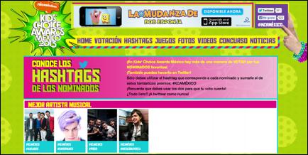NICOLÁS-MAYORCA-NOMINADO-LOS-KIDS-CHOICE-AWARDS-MÉXICO-2013