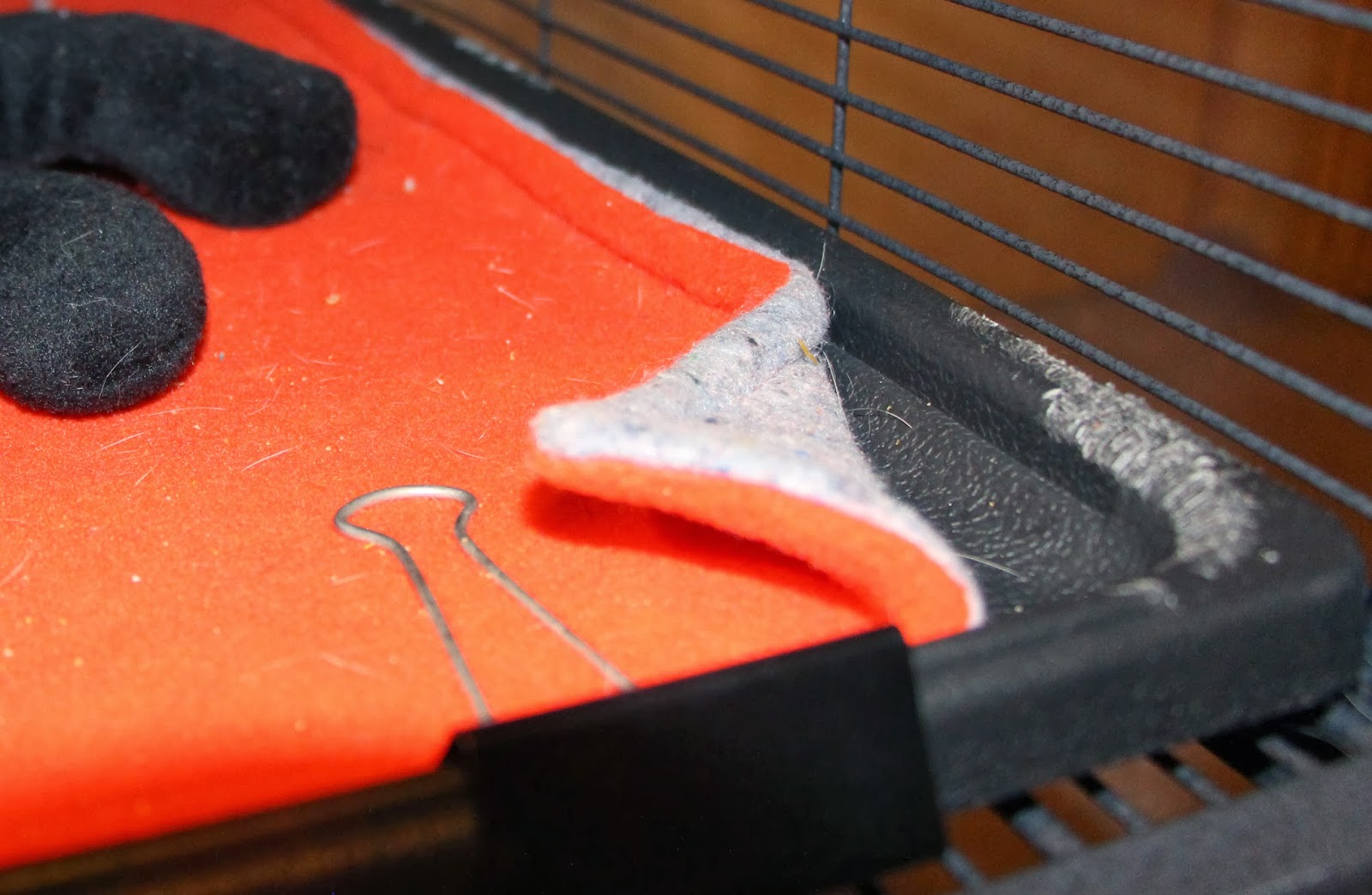 Ratropolis U Haul Furniture Pads With Rat Cage Liners Part 2 Early Review