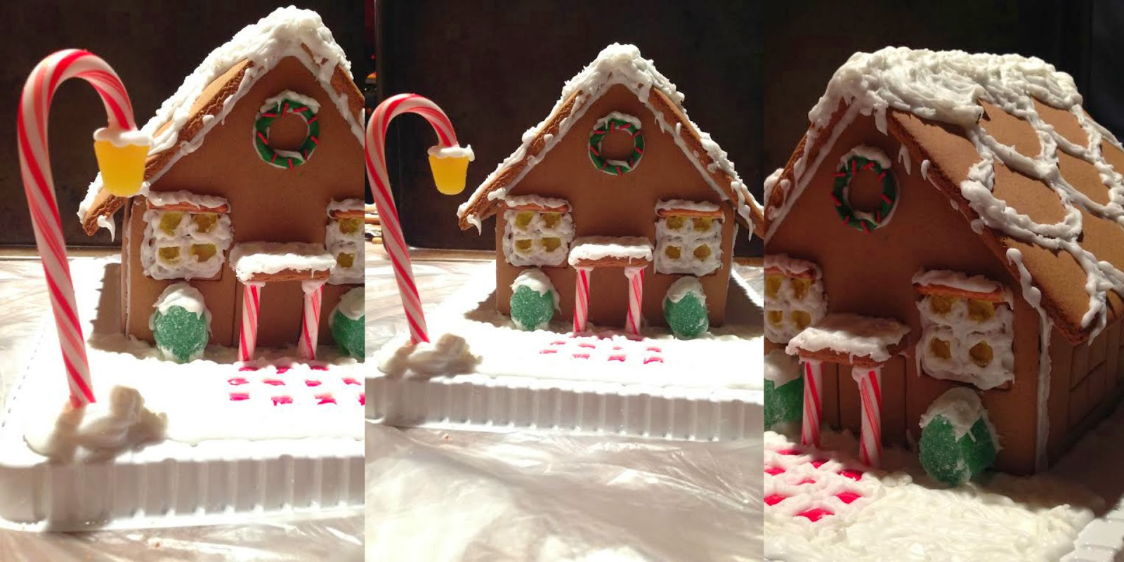 Gingerbread House, Classic Gingerbread House