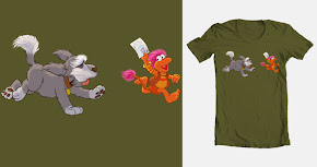 My Fraggle Rock Shirt on Threadless!