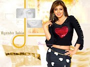 Exclusive Collection of HD Wallpapers of Remarkable Beauty : Ayesha Takia .
