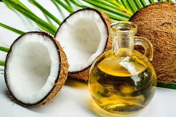Coconut oil to cure Male Yeast Infection