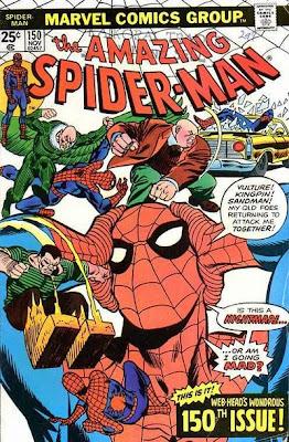 Amazing Spider-Man #150, Spider-Clone saga