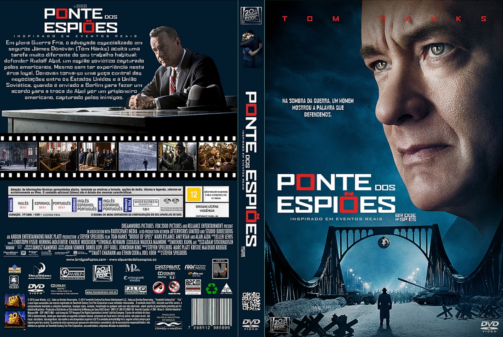 Download Ponte Dos Espiões DVD-R Ponte 2Bdos 2BEspioes 2BXANDAODOWNLOAD