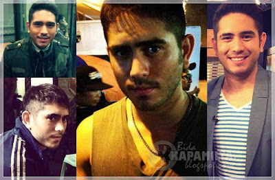 Gerald Anderson in shaved side head and eyebrow for killer role in OTJ