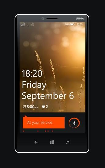Smartphone Microsoft