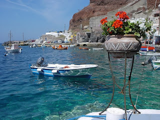Greek colors, sea- Travel Europe