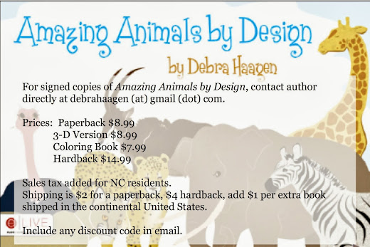 Amazing Animals by Design