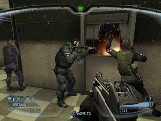 Tom clancy's rainbow six lockdown gameplay