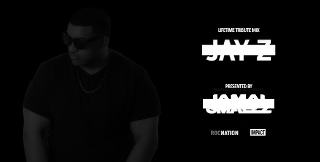 FREE: JAYZ TRIBUTE MIX BY JAMAL SMALLZ  #ROCNATION #JAYZ #IMPACTTEAM #WGCI