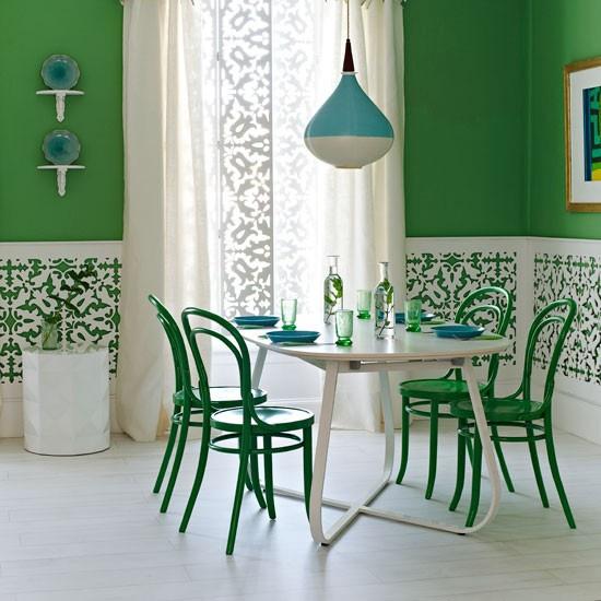 pabla en casa esmeralda el color del 2013. Black Bedroom Furniture Sets. Home Design Ideas