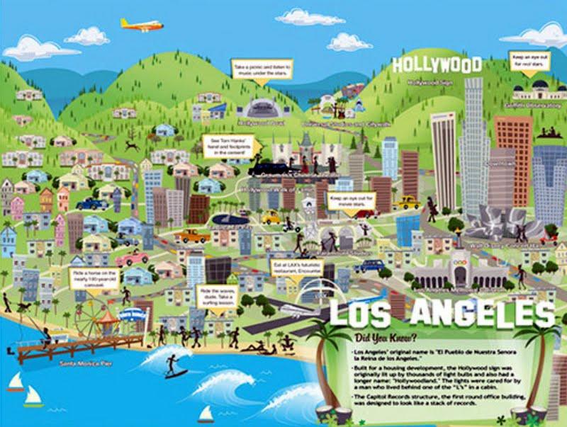 Los Angeles CA jab we ghoooom Los
