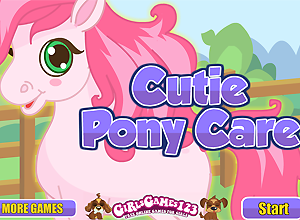 Cutie Pony Care