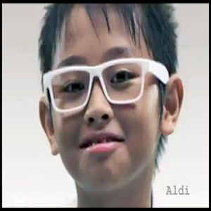 Biodata Aldi - Coboy Junior