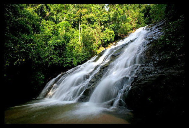 Waterfalls of Phuket