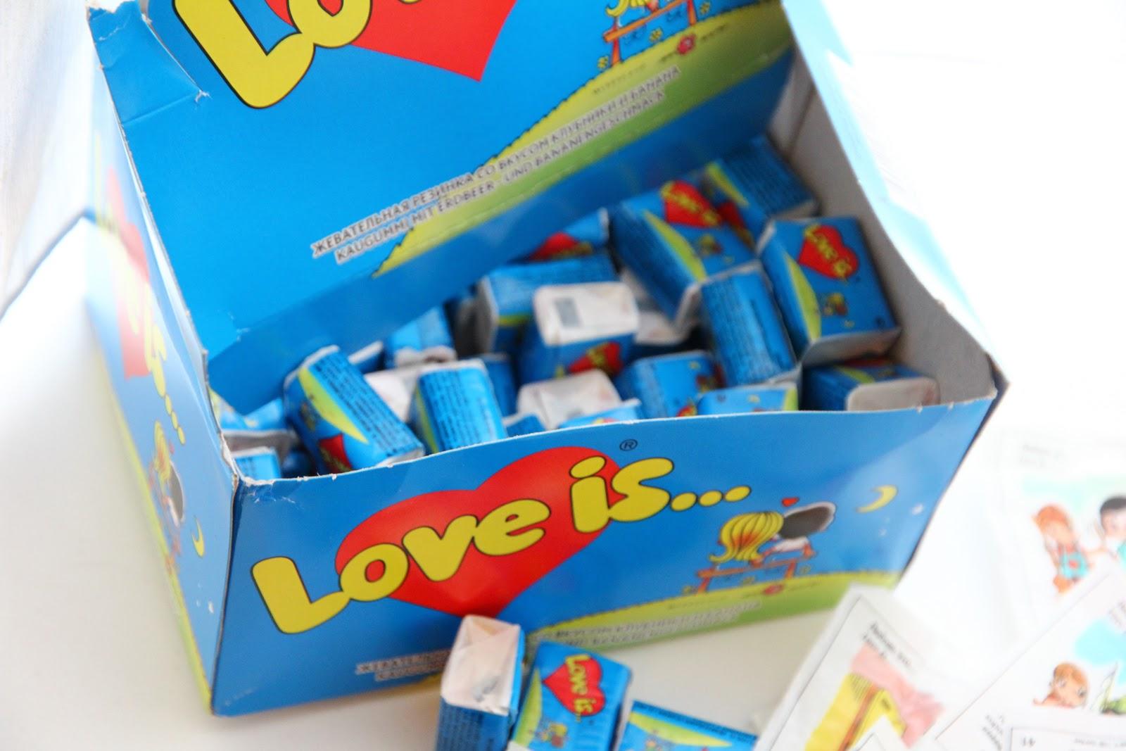 Love is конфеты своими руками