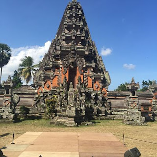 Templo de Bedulu Village. Bali. IBMF