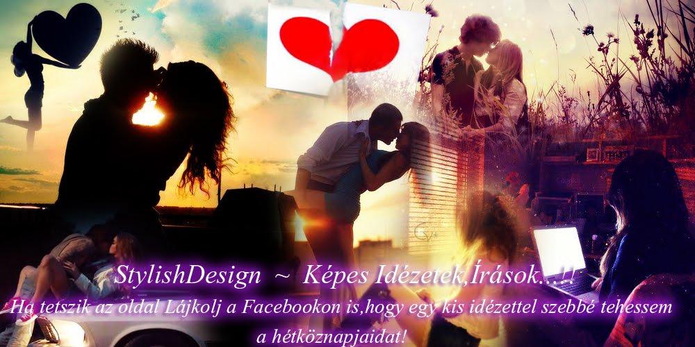 stylishdesign- idézetes képek,írások........