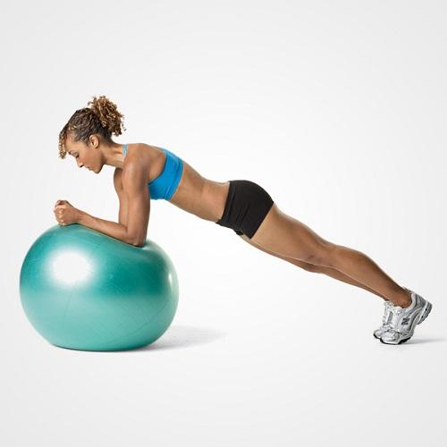 Giảm béo bụng trong 1 tuần với 4 bài tập nhẹ nhàng đơn giản