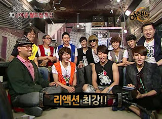 ENG SUBS] Super Junior Late Night Show (Nocturnal) | FISHMEATDIE