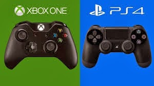 Sony PlayStation 4 VS Xbox One