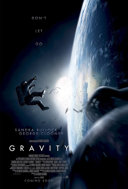 gravity 3d movie sandra bullock