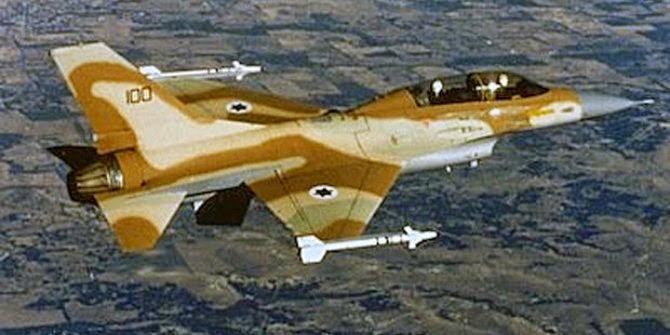 Dukung Saudi, jet tempur Israel ikut gempur Yaman