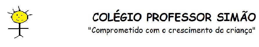 COLÉGIO PROFESSOR SIMÃO