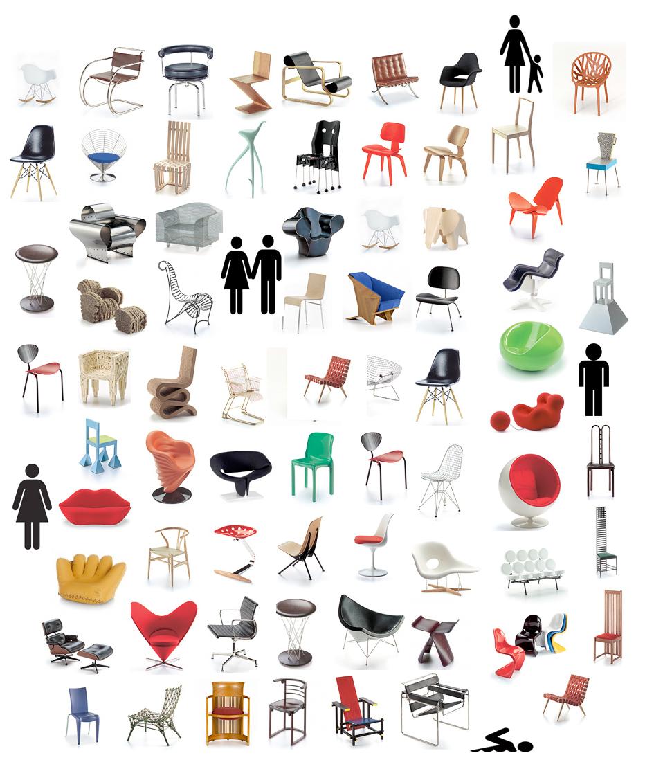 Design Rambler DESIGNER CHAIRS ARE A WORLD THREAT
