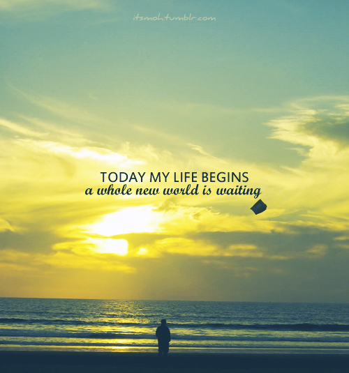 Today My Life Begins - Bruno Mars