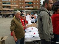 Entrega de la samarreta de la 18ª pujada a Sant Mateu