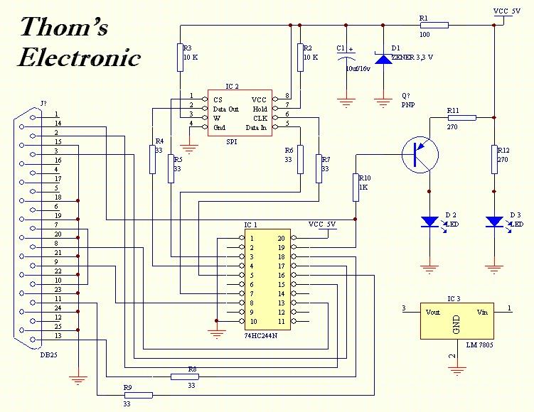 Схема импульсного преобразователя напряжения 1,5 - 9 вольт