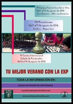 VII Campus Internacional Ramón Escudeiro Tilve