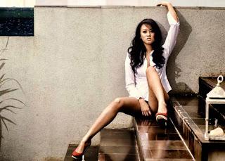 Devi Liu for Male Magazine, February 2013 (Part 2)
