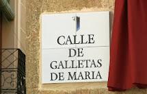 Calle Galletas De Maria