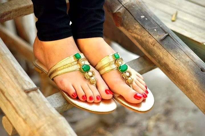 Eid Shoes for Ladies