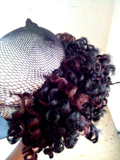 marley wig, braidless crochet wig, DIY, natural hair
